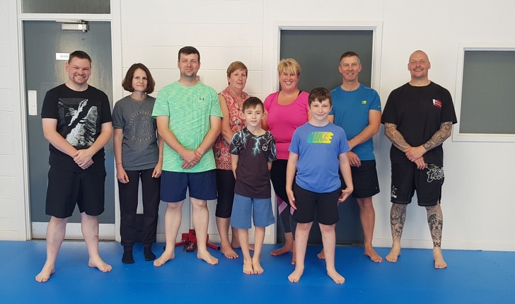 Self Defence  Workshops Northampton
