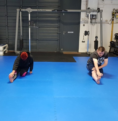 personal training to improve mobility and flexibility