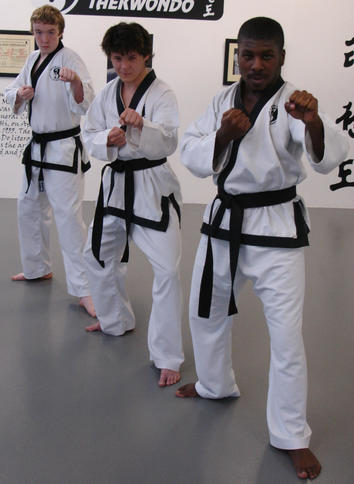 Taekwondo Black Belts Northampton